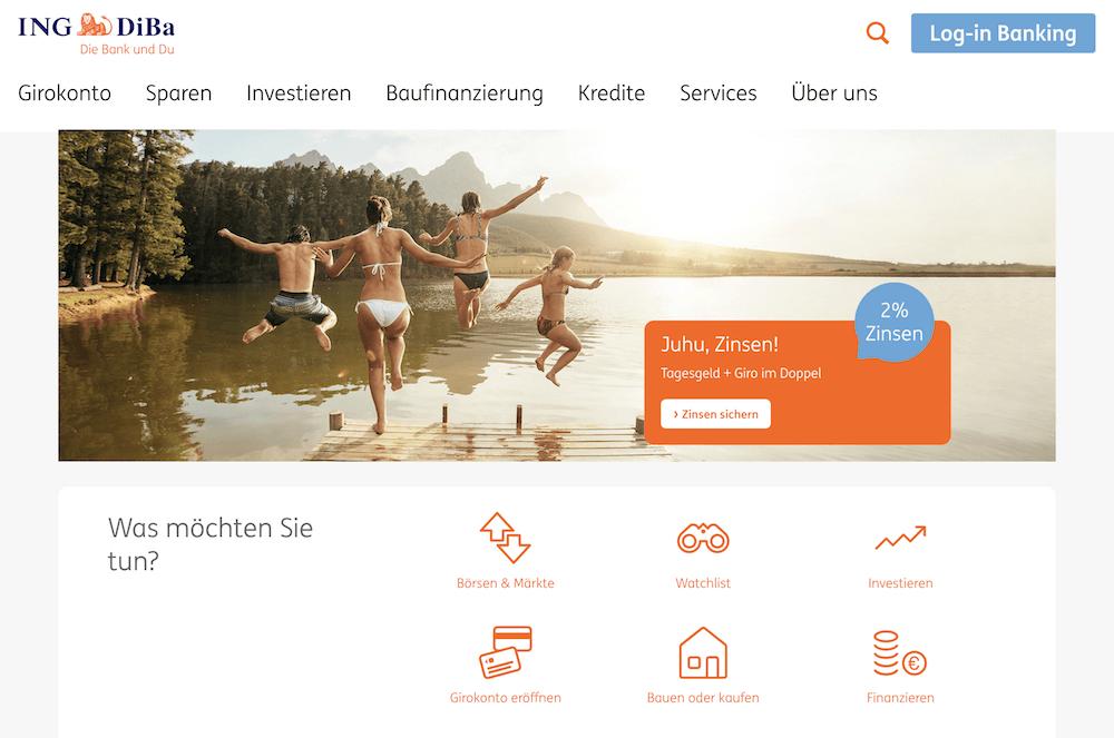 ING-DiBa Zertifikate Erfahrungen von Aktiendepot.com