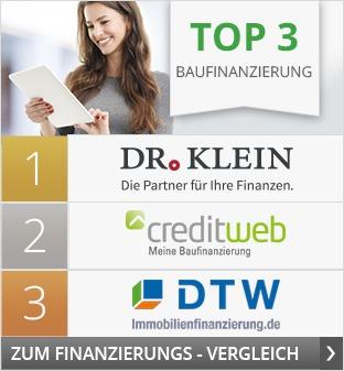 Top-3-Baufinanzierer