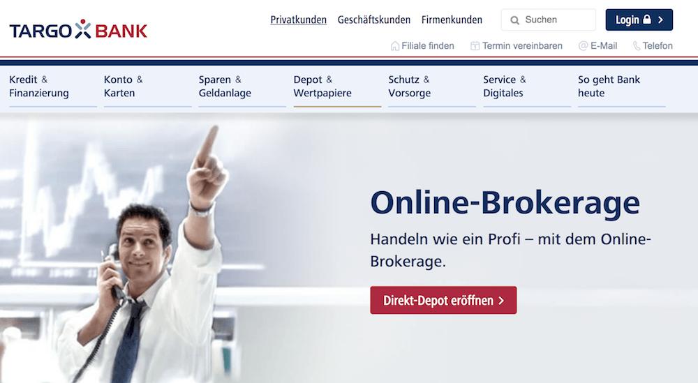 TARGOBANK Zertifikate Erfahrungen von Aktiendepot.com