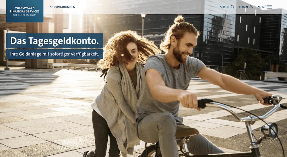 VW Bank Tagesgeld Erfahrungen von Aktiendepot.com