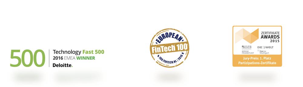 wikifolio Auszeichnungen