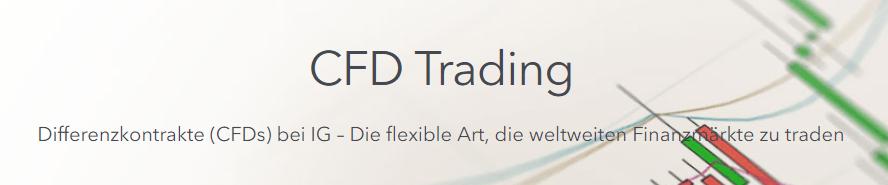 CFD Traiding