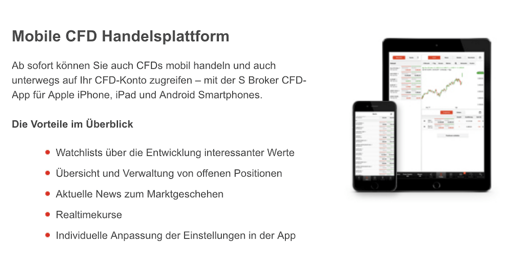 SBroker CFD App