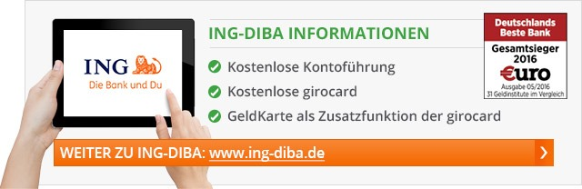 ING-DiBa Brokerage im Test