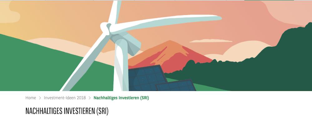 BNP Paribas nachhaltige Investmentfonds