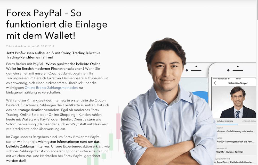nextmarkets PayPal