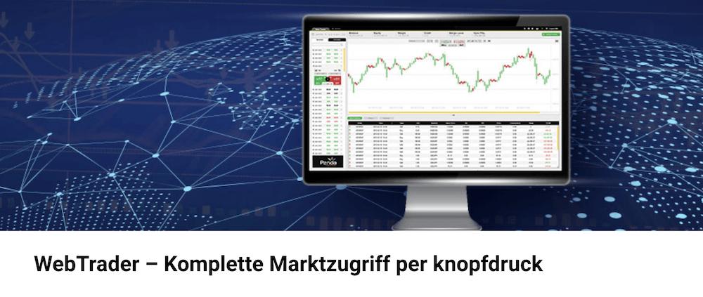 FinMarket WebTrader