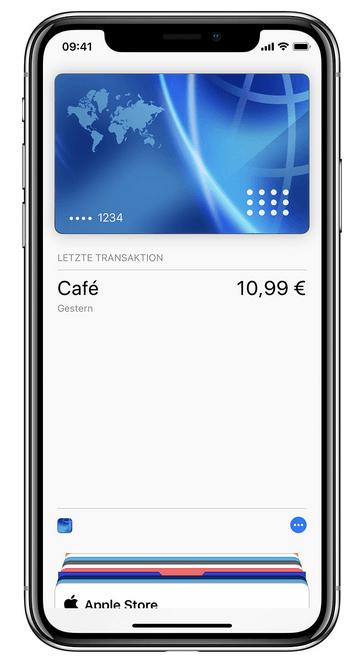 Apple Pay Voraussetzungen