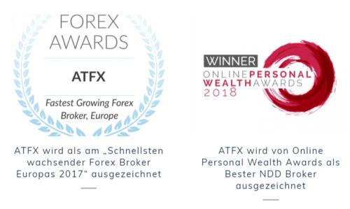 ATFX Award