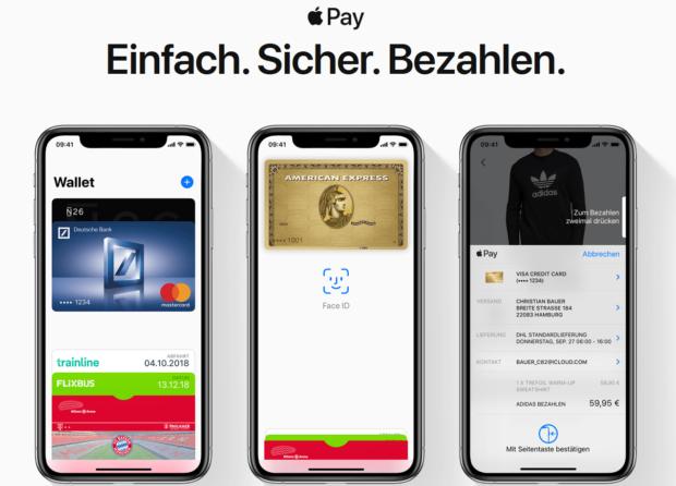 Apple Pay Sicherheit