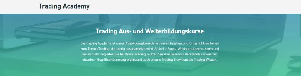 XTB Trading Academy