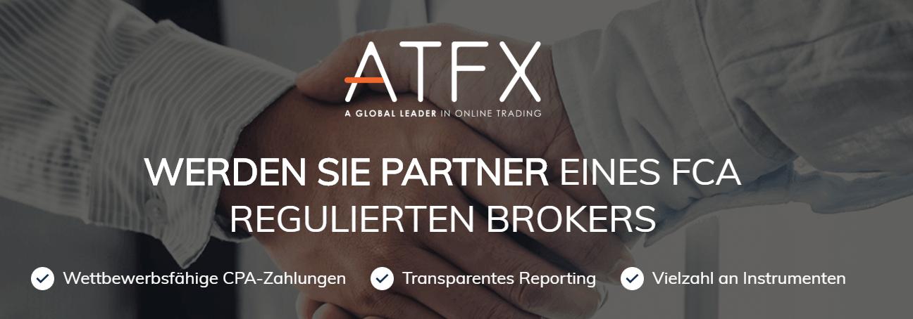 ATFX bietet eine Vielzahl an Instrumenten