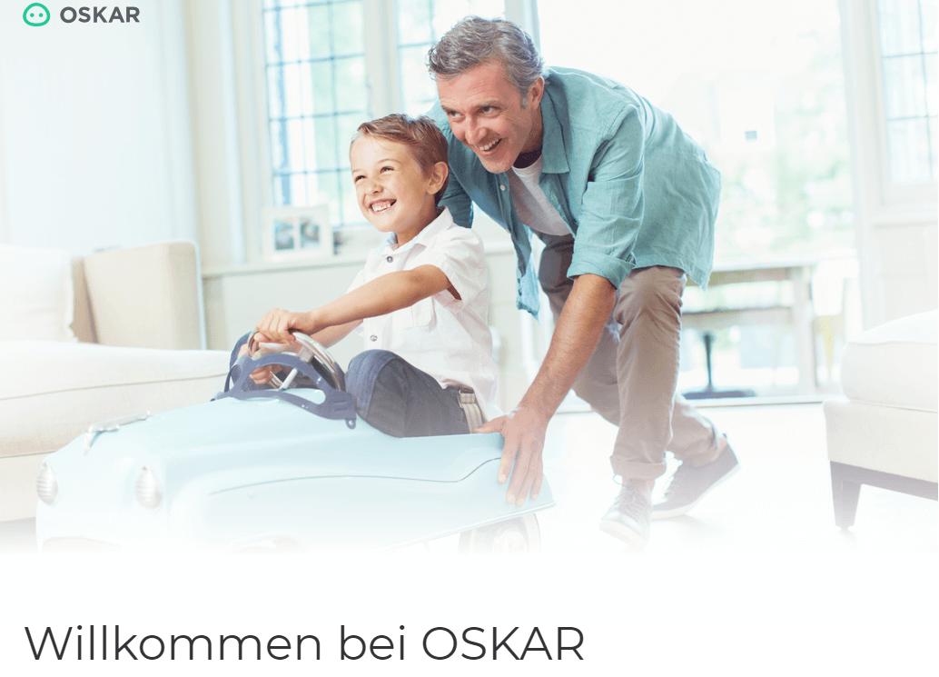 Oskar Robo Advisor