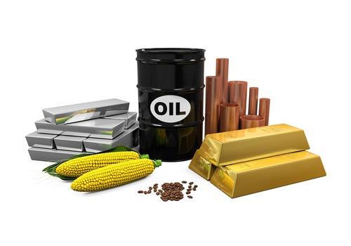 Rohstoff-Indizes CMC Markets