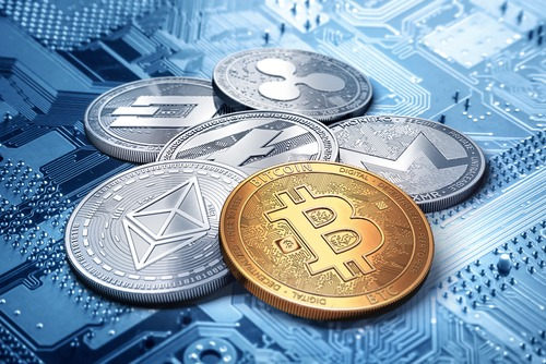 verschiedene krypto coins
