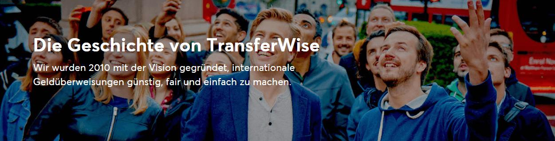 Transferwise Erfahrungen