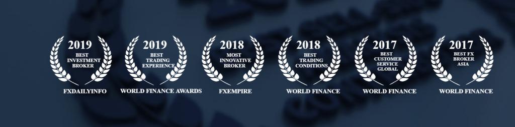 FXTM Erfahrungen Awards