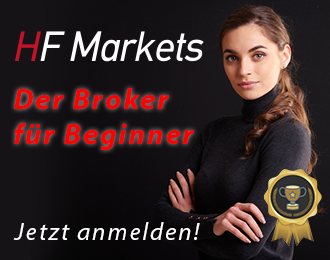 HF Markets Broker für Anfänger